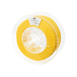 Filament Szpula 600g PLA Clear Yellow Refill